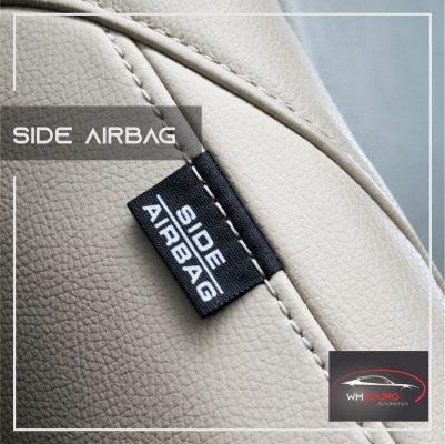 O Airbag e o Banco de Couro Automotivo.