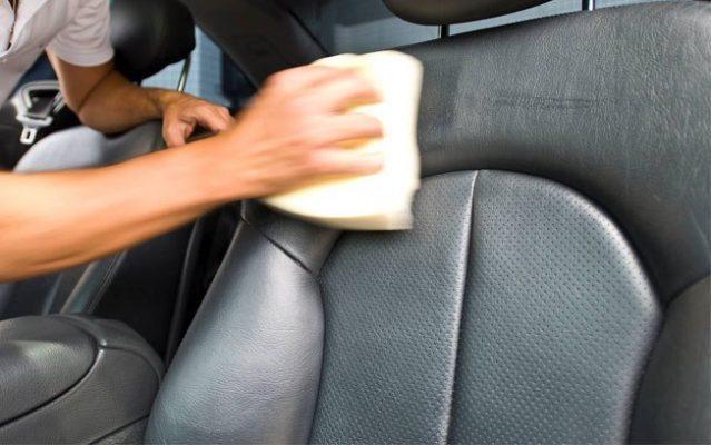Saiba como manter o revestimento em couro do seu carro.