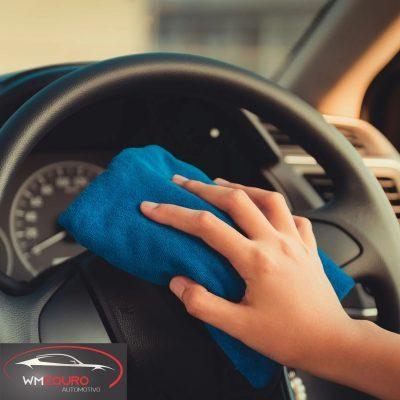 CORONAVIRUS: Higienize o seu veículo.